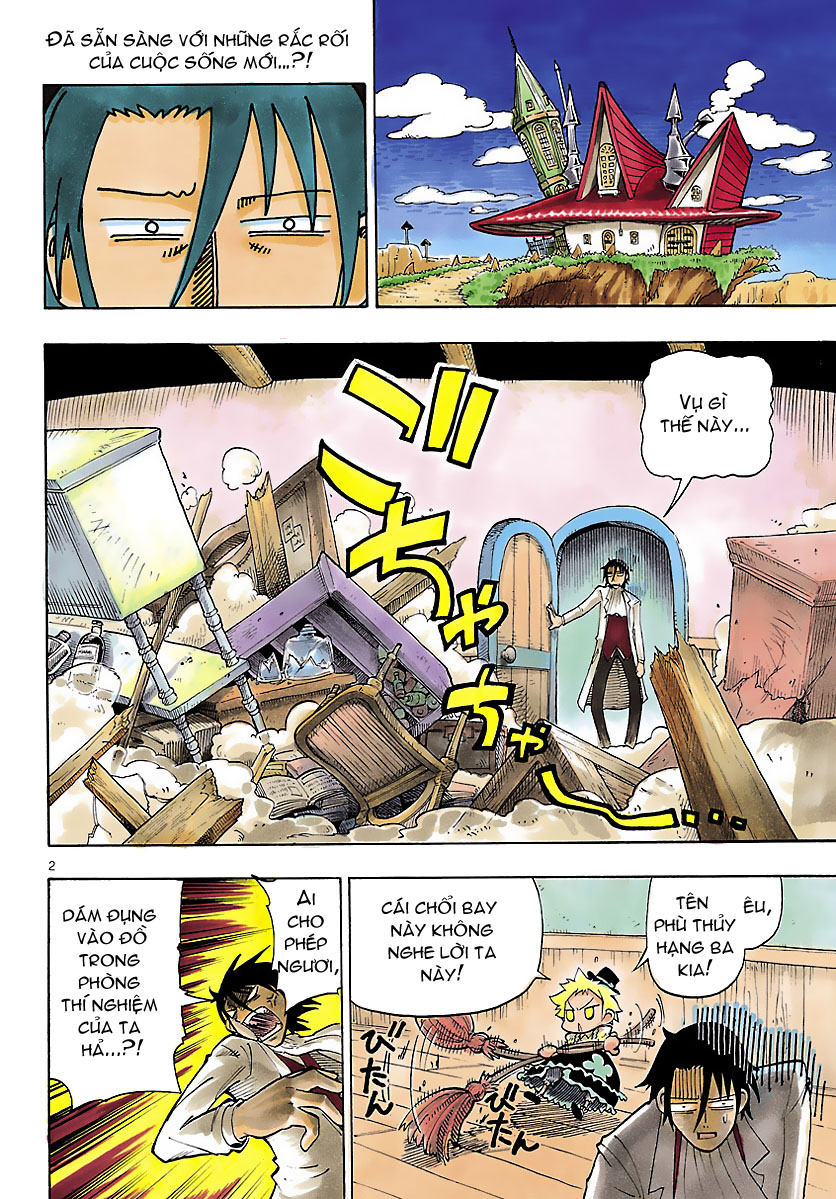 Appearance of the Yellow Dragon chap 2 - Trang 2