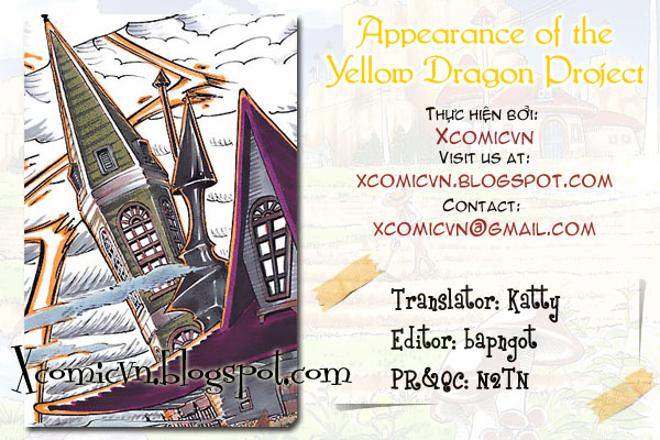 Appearance of the Yellow Dragon chap 2 - Trang 25