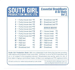 Essential Breakbeats and DJ Beds Vol.2 - South Girl Production Music Ltd (2008)