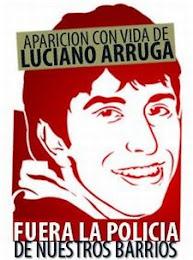APARICION CON VIDA DE LUCIANO ARRUGA