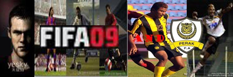 FIFA09 GAMES AND PERAK FA