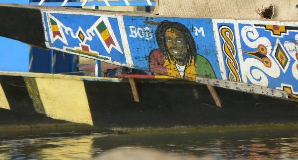 Bob Marley Pinasse