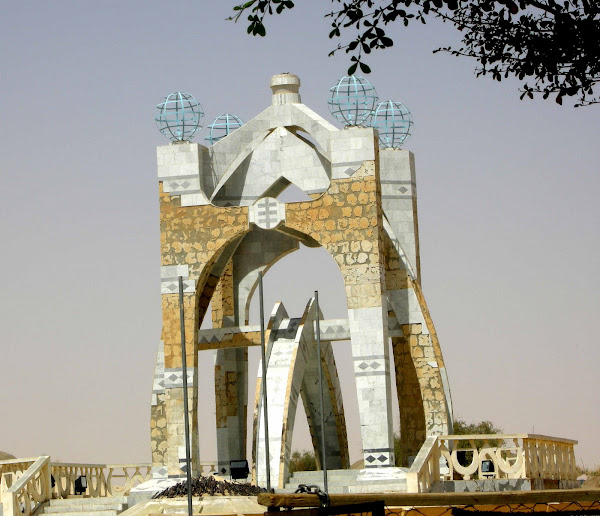 The Tuareg Monument to Peace