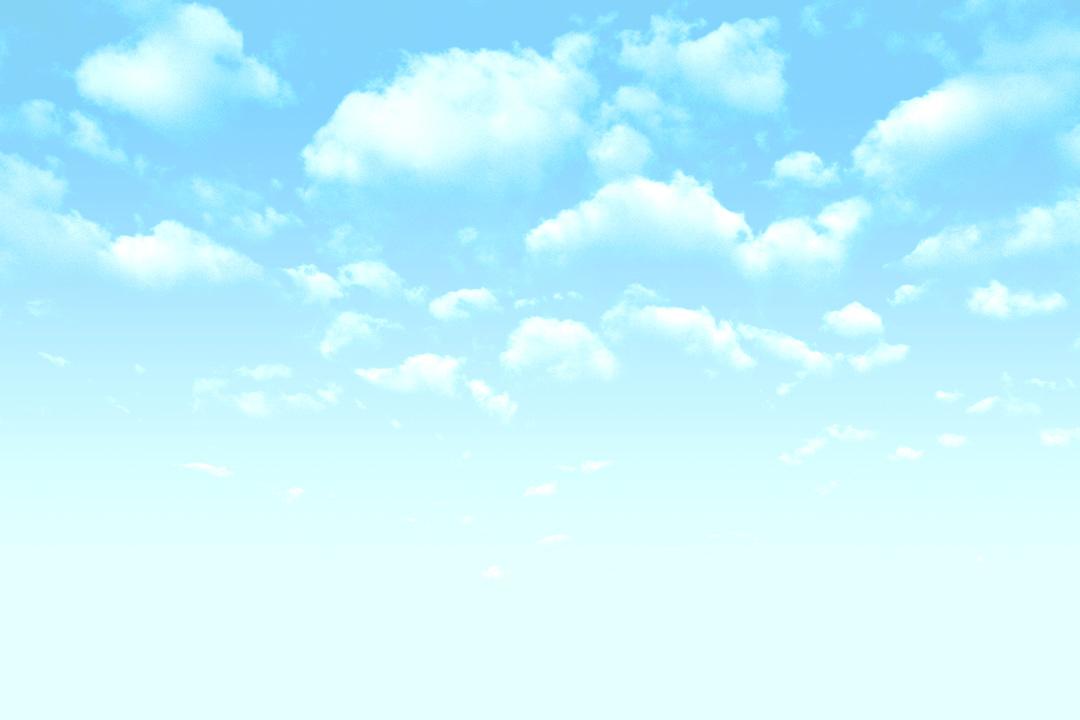 Blue Night Sky Gradient