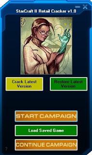 StarCraft 2 Campaign Crack