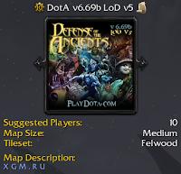 DotA v6.69b LoD