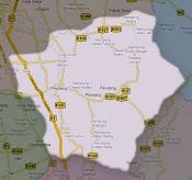 Peta Daerah Pendang