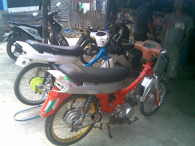 Motor Drack
