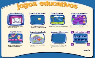 Jogos Educativos na NET