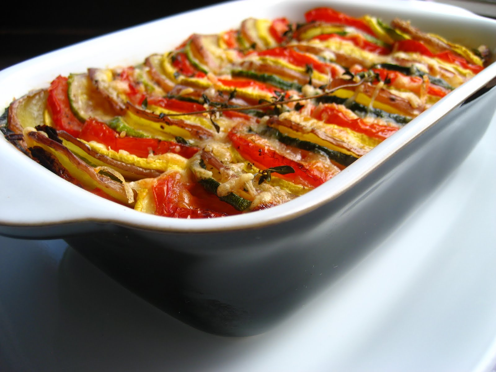 ... Cooking In Montana: Denby Product Review and Vegetable Tian Recipe