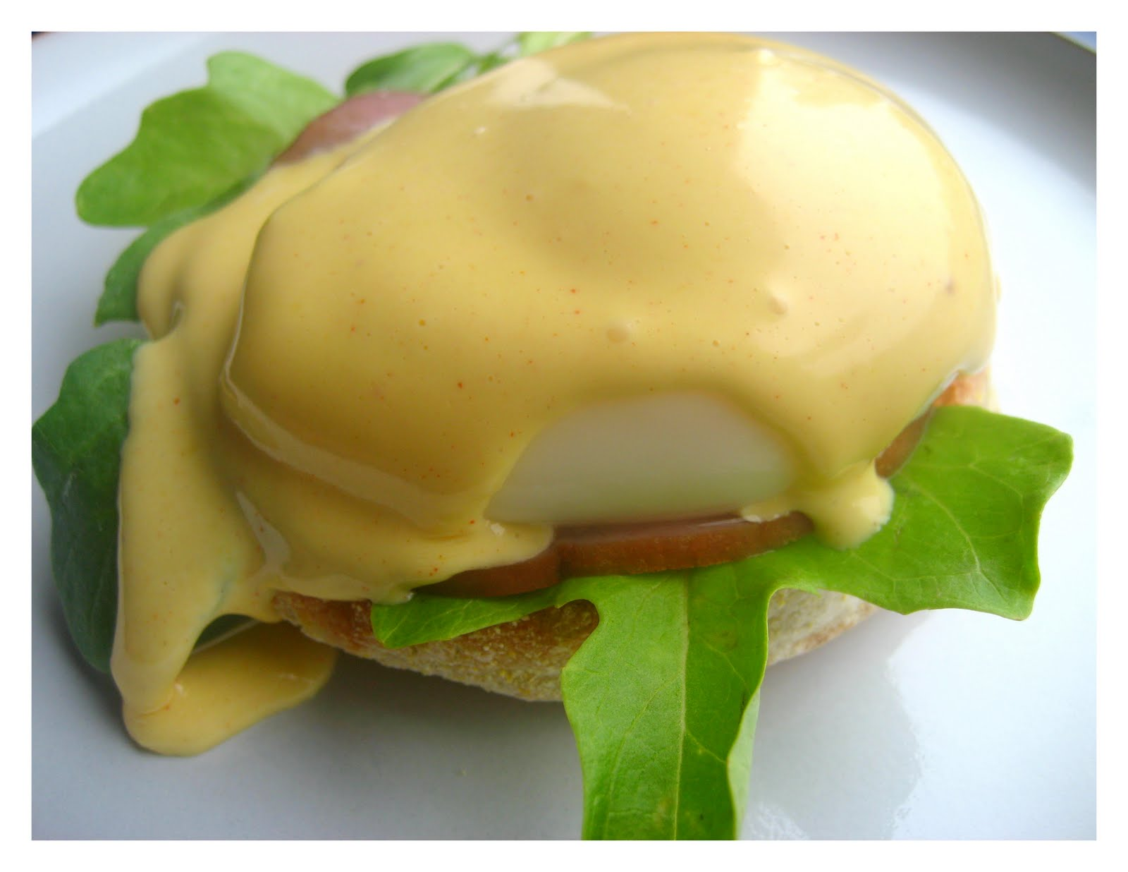 Eggs Blackstone With Meyer Lemon Hollandaise Recipe — Dishmaps