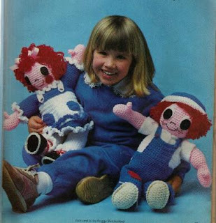 Primitive Raggedy Ann Dolls, Country Doll Pattern, Raggedy Ann
