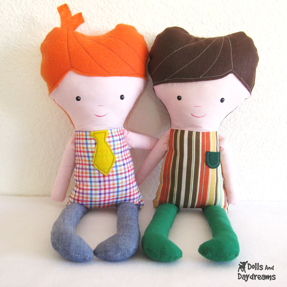Doll Patterns - Free Doll Patterns to Sew