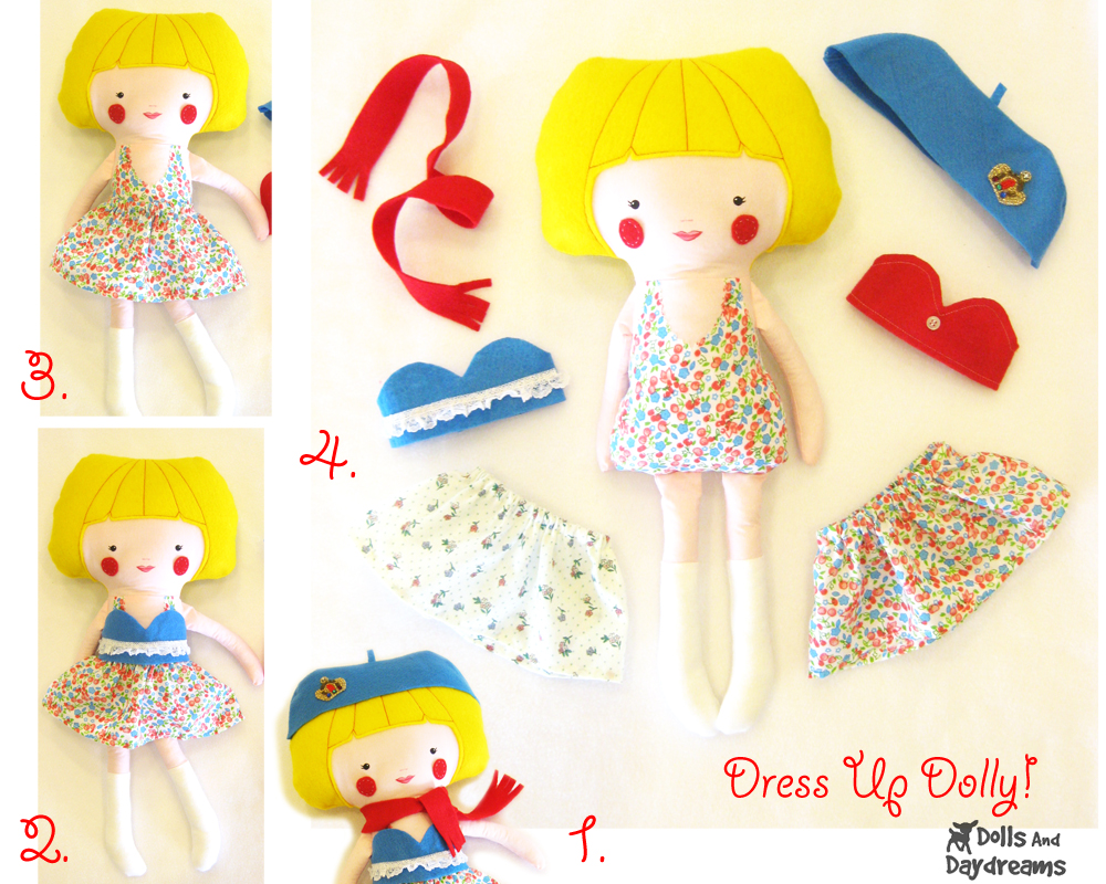 "Amazon.com: Love to Dress Up 18"" Doll Clothes (9781592172825"