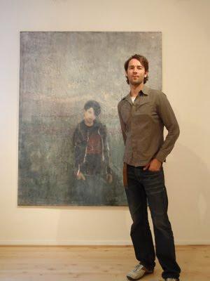 Un artista aleman hace un dibujo de Bill Kaulitz Billpic