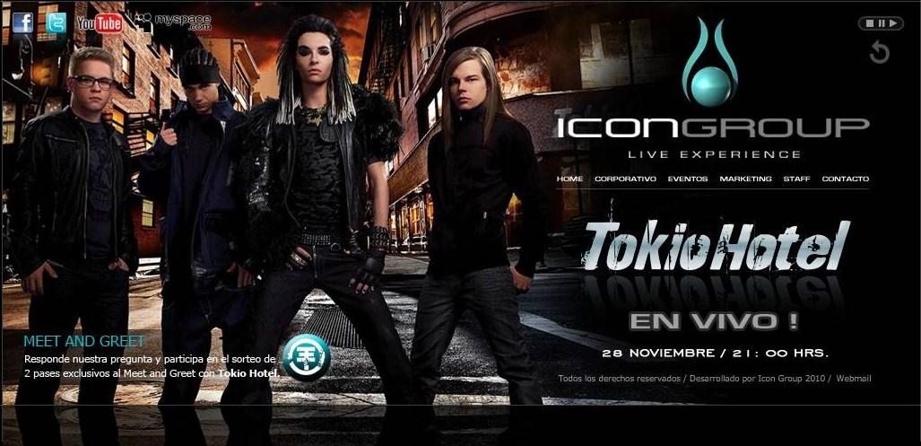 [INFO] Tokio Hotel & L'Amérique 2010 [Edit 22.09.10] - Page 2 Chilemg