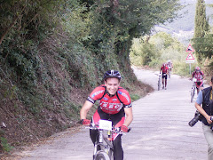 Federico a Montalcino...chissà se