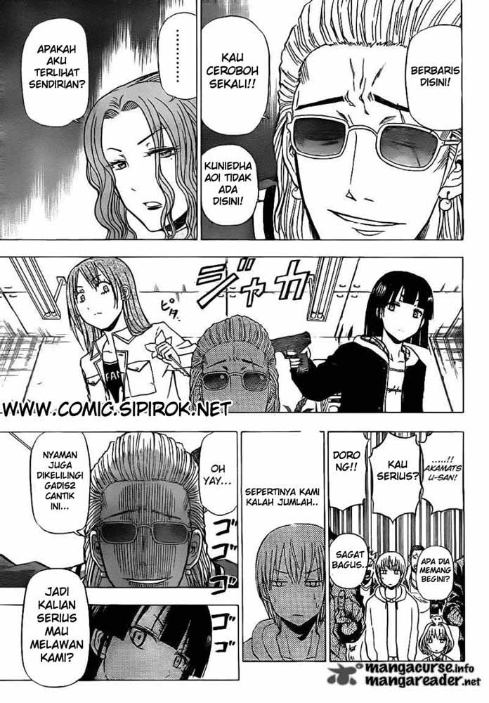 Beelzebub Chapter 94