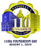 NU 110th FOUNDATION DAY