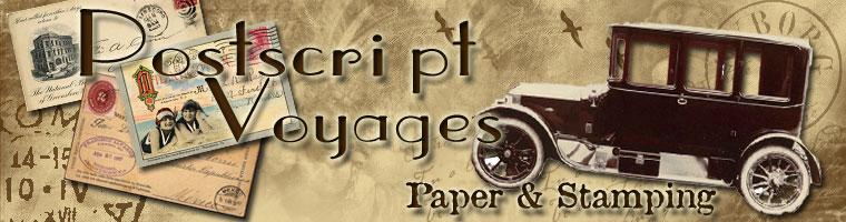 Postscript Voyages