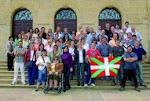 Reunión de alumnos de la primera ikastola de Berango
