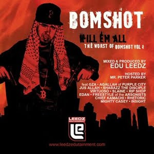 Bomshot - Kill Em All: The Worst of Bomshot