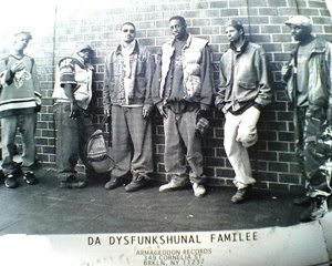 Dysfunkshunal Familee - Unreleased Album