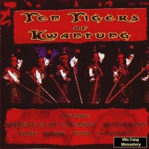 Moongod Allah - Ten Tigers Of Kwantung