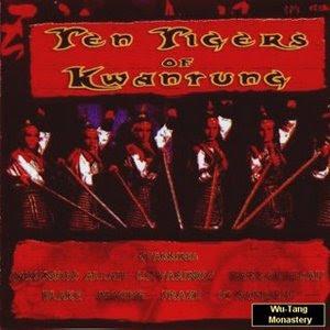 Moongod Allah - Ten Tigers Of Kwantung