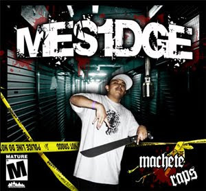 Mesidge - Machete Raps