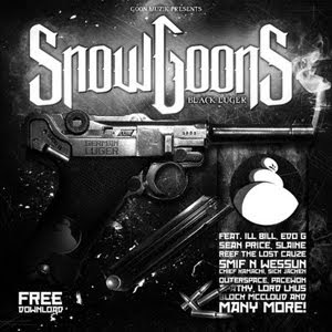 Snowgoons - Black Luger