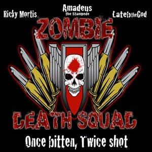Zombie Death Squad - Once Bitten Twice Shot