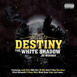 The White Shadow of Norway - Destiny