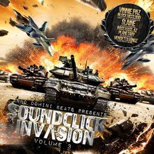 Anno Domini Soundclick Invasion Volume 3