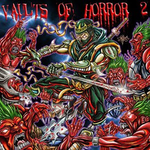 JNyce - Vaults Of Horror 2