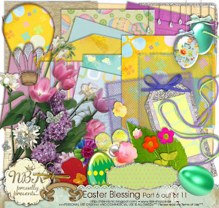Easter Blessing Part 6 Elements