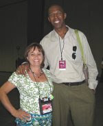 Lisa & Thurl Bailey