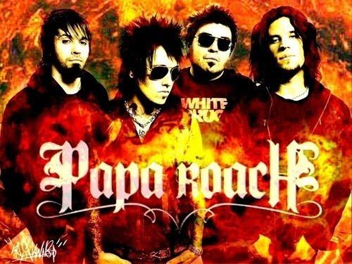 اغنيه Papa Roach Between Angels And Insects جامده