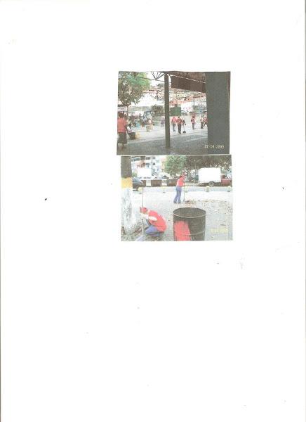 Plan Piloto Metro de Caracas y Consejo Comunales