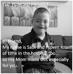 THE PONCHO PROJECT: special ponchos 4 special kids