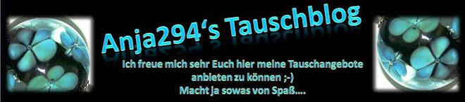 Anja294's Tauschblog