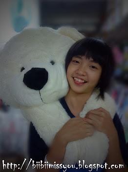 With Bear  ♥