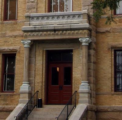 Llano County Texas Courthouse (4)2009