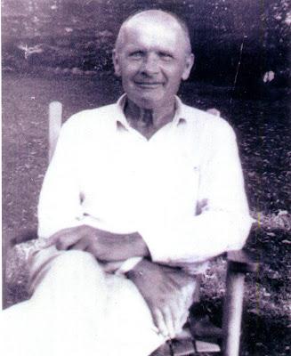 Henry Estel Shubert son of John Henry and Sallie Cooley Shubert made circa 1945