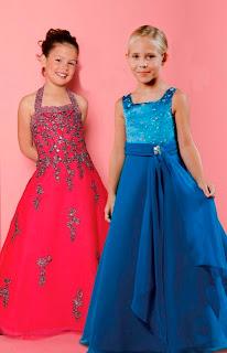Kız çocukları için yeni gelinlik modelleri