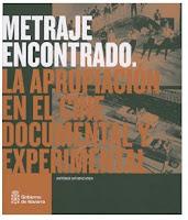 Metraje encontrado. Ed. Gobierno de Navarra