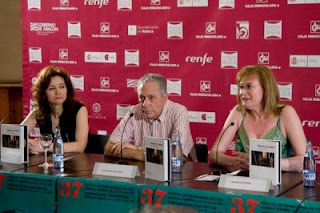 presentación del libro `Espejos en la niebla´, en Huesca