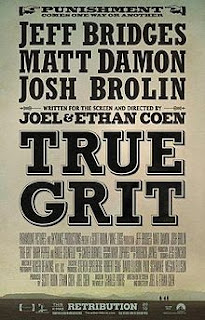 cartel de `True Grit´