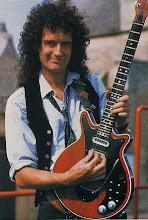 Brian May Brian May !!! XD