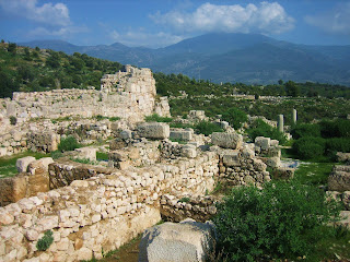 Ruins at Xanthos